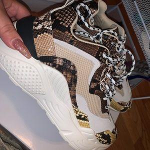 Cute Fashion Steve Madden Sneakers